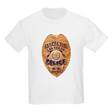 Las Vegas PD Inspector T-Shirt