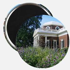 Monticello, Virginia Magnet