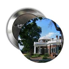 "Monticello, Virginia 2.25"" Button"