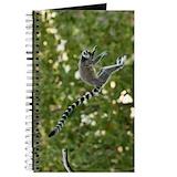 Lemur Journals & Spiral Notebooks