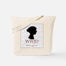WWJD Tote Bag