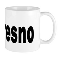 I Love Fresno California Mug