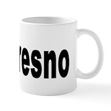 I Love Fresno California Small Mug