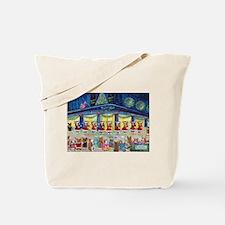 A Christmas Corgi Spectacular Tote Bag