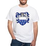 Holl Family Crest White T-Shirt