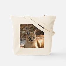 Caracal Lynx Tote Bag