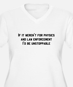 Cute Unstoppable T-Shirt