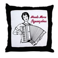 Cute Need Throw Pillow