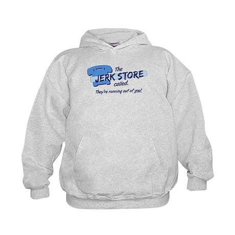 """""""Jerk Store"""" Kids Hoodie"""