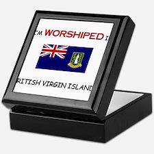 I'm Worshiped In BRITISH VIRGIN ISLANDS Keepsake B