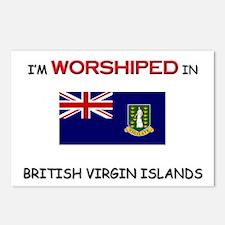 I'm Worshiped In BRITISH VIRGIN ISLANDS Postcards
