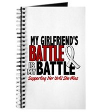 My Battle Too 1 PEARL WHITE (Girlfriend) Journal