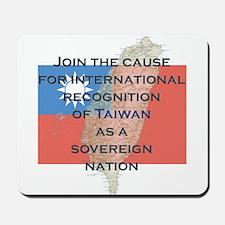 Sovereign Taiwan Mousepad