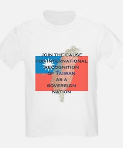 Sovereign Taiwan T-Shirt