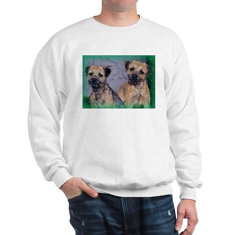 Border (Patrol) Terrier Sweatshirt