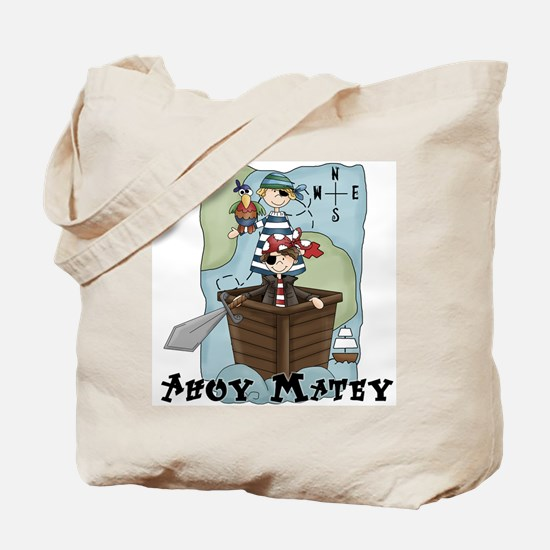 Pirate Adventures Tote Bag
