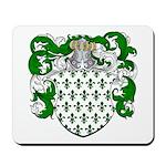 Hoppen Family Crest Mousepad