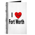 I Love Fort Worth Texas Journal