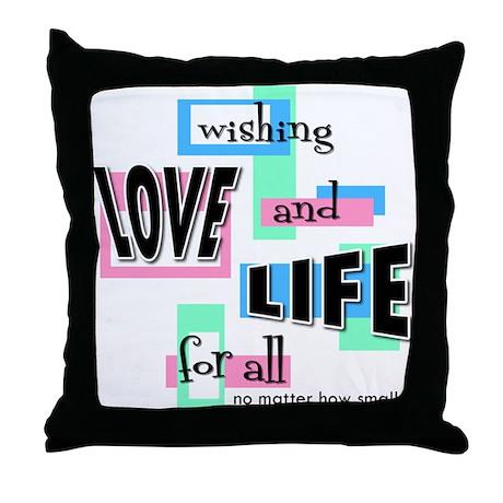 Wishing Throw Pillow