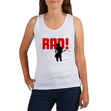 Rad Guitarist Women's Tank Top