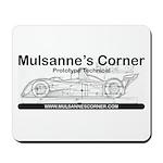 Mulsannes Corner Mousepad