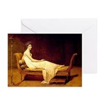Recamier Greeting Cards (Pk of 20)