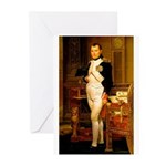 Death of Marat Greeting Cards (Pk of 10)