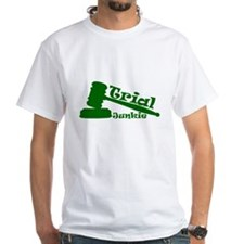 Trial Junkie (green) Shirt