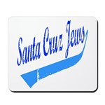 Santa Cruz Jews Uniform-style Mousepad