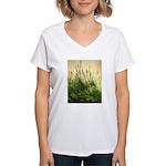 Turf Women's V-Neck T-Shirt