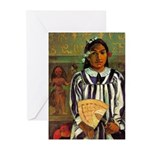Merahi metua Greeting Cards (Pk of 10)