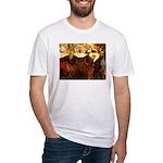 Four Breton Women Fitted T-Shirt