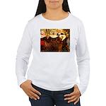 Four Breton Women Women's Long Sleeve T-Shirt