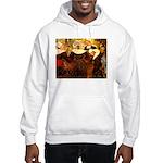Four Breton Women Hooded Sweatshirt