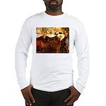Four Breton Women Long Sleeve T-Shirt