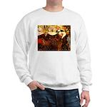Four Breton Women Sweatshirt