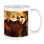 Four Breton Women Mug