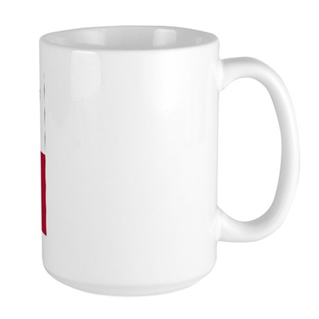 Texas-4 Large Mug