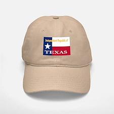 Texas-4 Baseball Baseball Cap