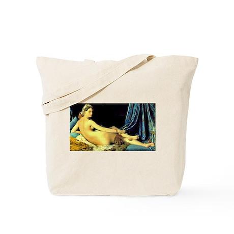 Grand Odalisque Tote Bag