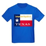 Texas-4 Kids Dark T-Shirt