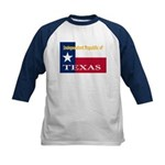 Texas-4 Kids Baseball Jersey