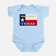 Texas-4 Infant Bodysuit