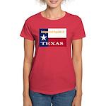 Texas-4 Women's Dark T-Shirt