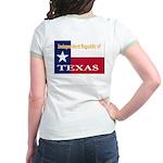 Texas-4 Jr. Ringer T-Shirt