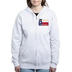 Texas-4 Zip Hoodie