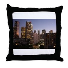 Los Angeles, California Throw Pillow