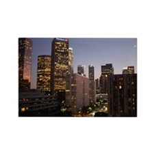 Los Angeles, California Rectangle Magnet