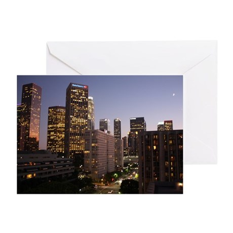 Los Angeles, California Greeting Cards (Pk of 10)