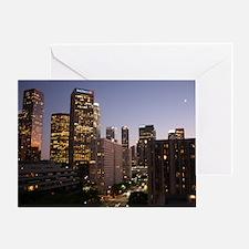 Los Angeles, California Greeting Card